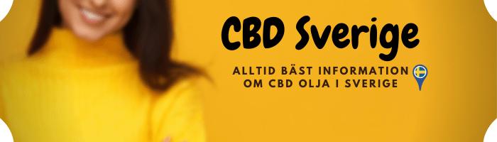 CBD olja utan THC