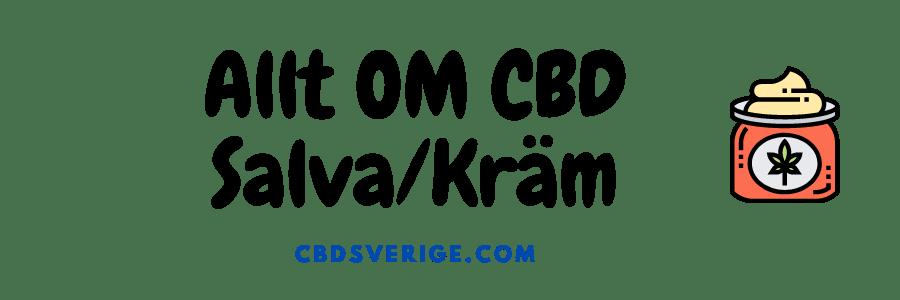 CBD Salva guide