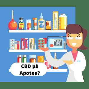 CBD olja Apotea