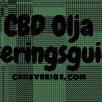 cbd olja doseingsguide